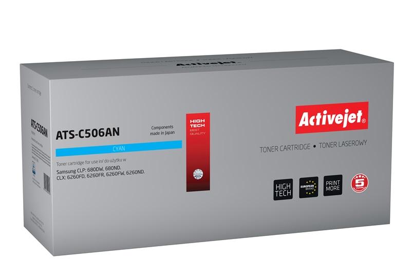 ActiveJet toner do Samsung CLT-C506L reg ATS-C506AN