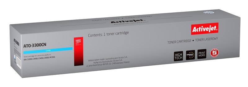 ActiveJet ATO-3300CN [AT-3300CN] toner laserowy do drukarki OKI (zamiennik 43459331)