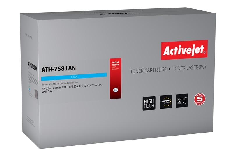 ActiveJet ATH-7581AN toner laserowy do drukarki HP (zamiennik Q7581A)